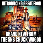 The Chuck Wagon Kitchen